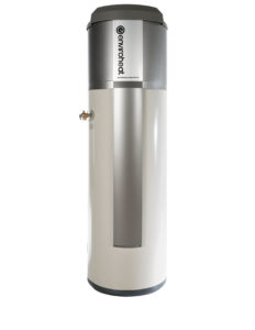 Heat pump water heaters, Enviroheat 250 litre