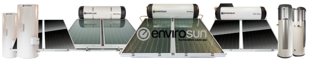 Envirosun solar hot water systems