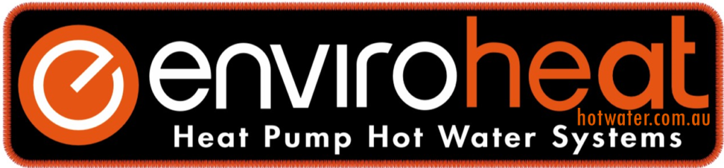 Enviroheat heat pump water heaters Queensland